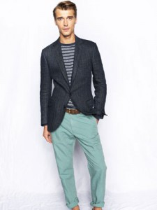 J Crew, Men's Fashion